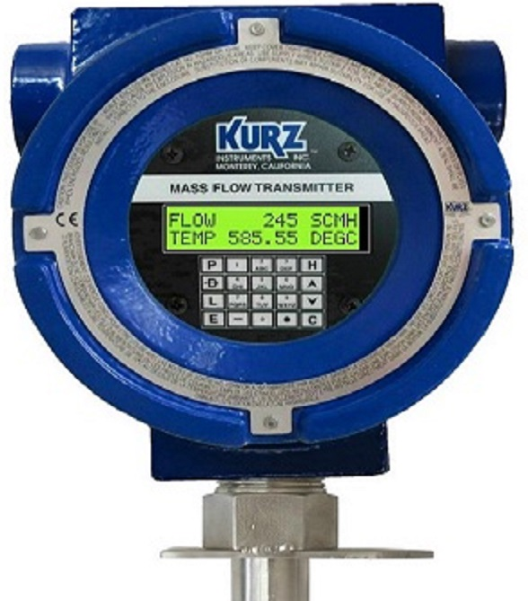 454FTB- WGF湿气流量计