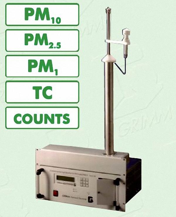 EDM180颗粒物监测仪